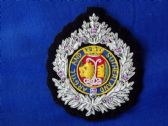 ARGYLL AND SUTHERLAND HIGHLANDERS BLAZER BADGE